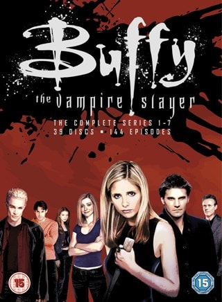 Buffy the Vampire Slayer: The Complete Series