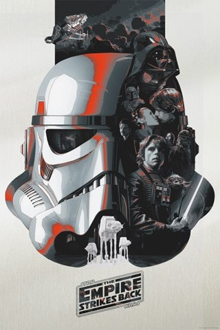 Star Wars: The Fifth Limited Edition Art Print