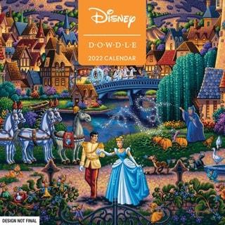 Disney Dowdle Square 2022 Calendar