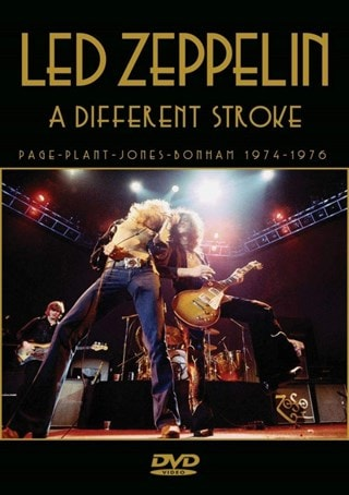 Led Zeppelin: A Different Stroke