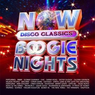 NOW Boogie Nights: Disco Classics