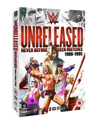 WWE: Unreleased - 1986-1995