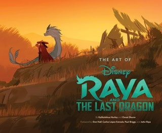 The Art of Raya and the Last Dragon