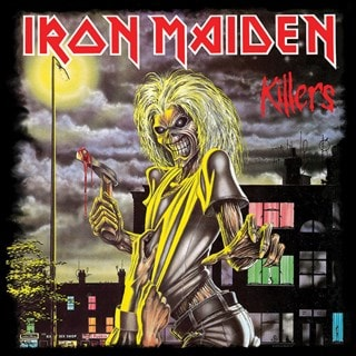 Iron Maiden: Killers Canvas Print