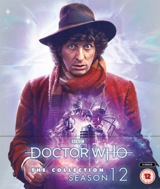 Doctor Who: The Collection - Season 12 Limited Edition Box Set