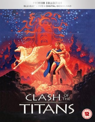 Clash of the Titans (hmv Exclusive) - The Premium Collection