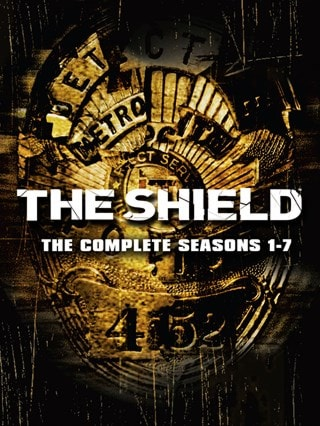 The Shield: The Complete Seasons 1-7