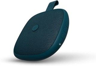 Fresh N Rebel Bold Xs Petrol Blue Bluetooth Speaker