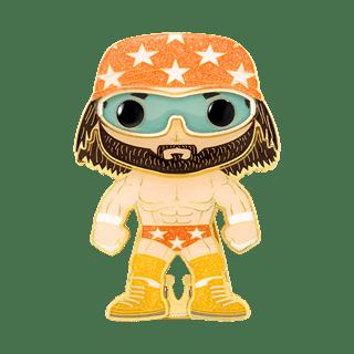 Randy Savage: WWE Funko Pop Pin
