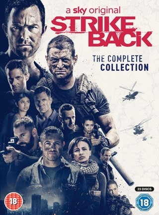 Strike Back: The Complete Collection