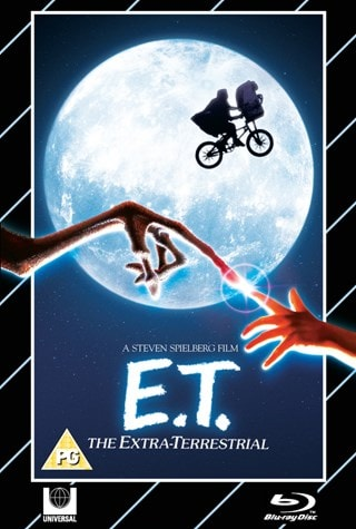E.T. The Extra Terrestrial - VHS Range (hmv Exclusive)