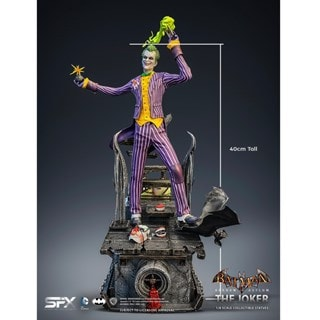 The Joker: Arkham Asylum Collectible Statue