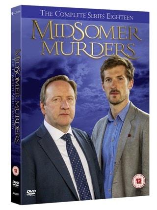 Midsomer Murders: The Complete Series Eighteen