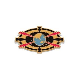 Flash Gordon: Target Earth Pin Badge