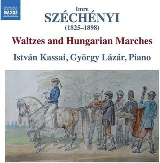 Imre Szechenyi: Waltzes and Hungarian Marches