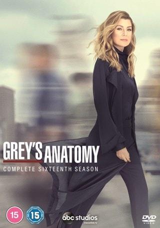 Grey's Anatomy: Complete Sixteenth Season