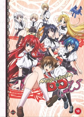 High School DxD: New - Season 2