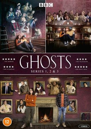 Ghosts: Series 1-3