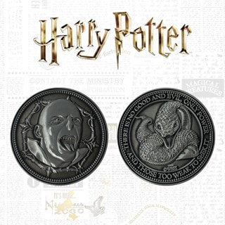 Voldemort: Harry Potter Limited Edition Coin