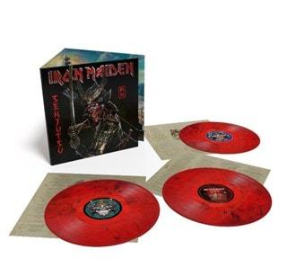 Senjutsu - Limited Edition Red & Black Marble Vinyl
