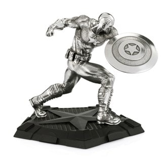 Royal Selangor: Captain America First Avenger Figurine