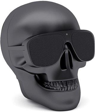 Jarre AeroSkull Nano Matte Black Bluetooth Speaker