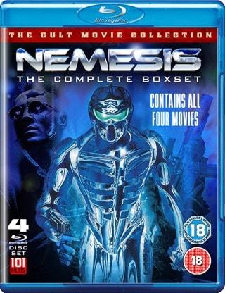 Nemesis: 1-4
