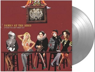 A Fever You Can't Sweat Out - Limited Edition Silver Vinyl