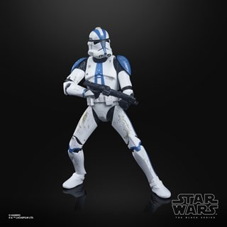 501st Legion Clone Trooper Star Wars Black Series Archive Action Figure