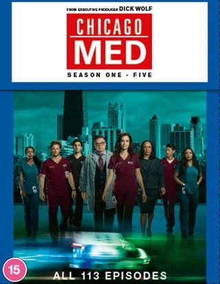 Chicago Med: Seasons One - Five
