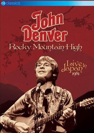 John Denver: Rocky Mountain High - Live in Japan 1981