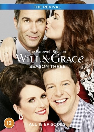 Will and Grace - The Revival: Season Three - The Farewell Season