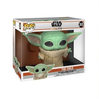 The Child 10'' Baby Yoda (369) Mandalorian Star Wars Pop Vinyl