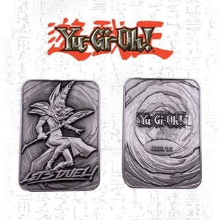 Dark Magician: Yu-Gi-Oh! Metal Collectible