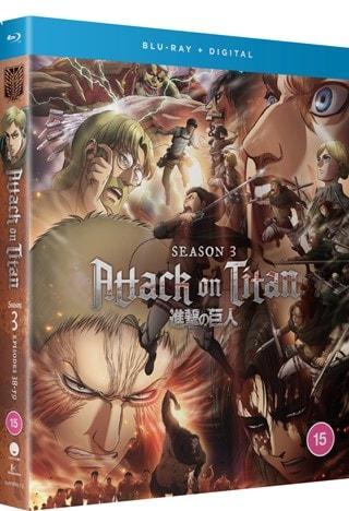 Attack On Titan: Complete Season 3