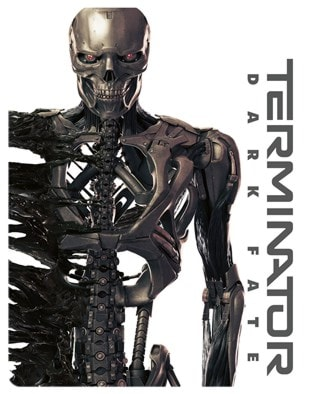 Terminator: Dark Fate (hmv Exclusive) 4K Ultra HD Steelbook