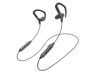 Mixx Audio Cardio Air Black Sports Bluetooth Earphones
