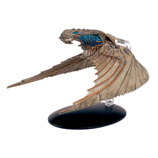 Star Trek Discovery: Klingon Bird-of-Prey Starship Hero Collector