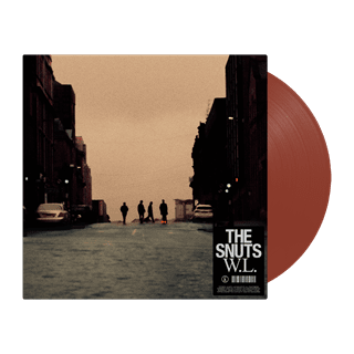 W.L. - Limited Edition Brick Red Vinyl