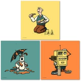 Wallace & Gromit: Series 1 Mini Art Prints