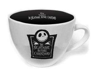 The Nightmare Before Christmas Cappucino Mug