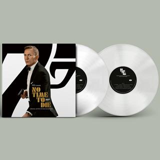 No Time to Die (hmv Exclusive) White Vinyl