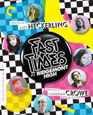Fast Times at Ridgemont High - The Criterion Collection