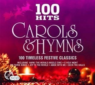 100 Hits: Carols & Hymns