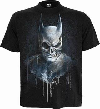 Batman: Nocturnal Black Spiral Tee