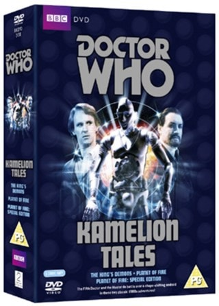 Doctor Who: Kamelion