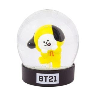 BT21 Chimmy Snow Globe