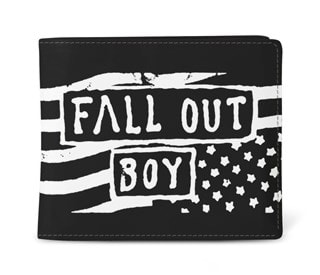 Fall Out Boy: Flag Wallet