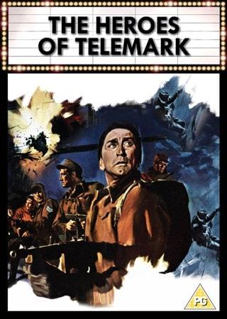 The Heroes of Telemark - British Classics (hmv Exclusive)