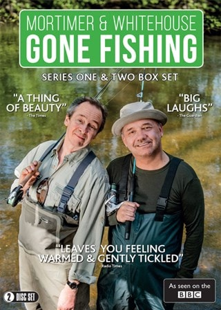 Mortimer & Whitehouse - Gone Fishing: Series One & Two